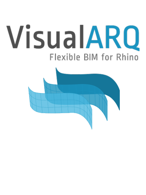 VisualARQ 2 Logo 3 300